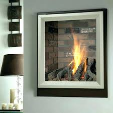 gas fireplace glass cleaner clean