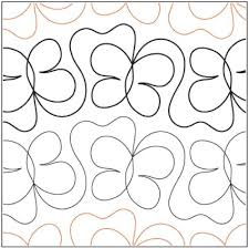64 best Pantographs and Groovy Boards images on Pinterest ... & Butterfly Tango - Pantograph HAVE. Free Motion QuiltingQuilting ... Adamdwight.com