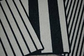 black and white striped rug uk black and white striped rug runner black and white striped