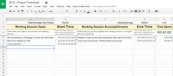 time tracking excel sheet time tracking template