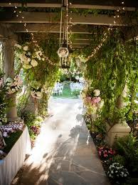 Garden Wedding Reception Ideas HGTV Enchanting Garden Wedding Reception Ideas Design