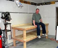 Garage Workbench Plans And Patterns New Free Workbench Plans With 488×488 Legs Mybabydolllingerietk