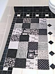 better homes and garden bath rugs inspirational black and white bathroom rug patchwork bath mat shower mat