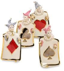 <b>Статуэтка</b> «Игральные карты» <b>SV</b>-125 (Sabadin Vittorio ...