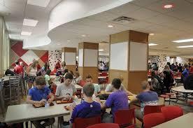 high school cafeteria. Mankato West Debuts New High School Cafeteria E
