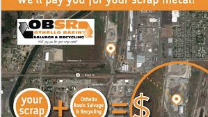 Othello refers to the city as being in the heart of the columbia basin project. Othello Basin Salvage Recycling Recycling Center In Othello