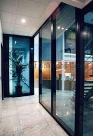 office wall panel. Modular-glass-wall-panels-demountable-movable-interior-office- Modular Glass Wall Panels Demountable Office Panel