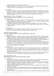 Executive Resume Writing Service For Top Tier Managers