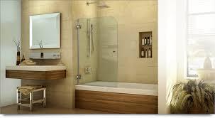 frameless glass bathtub screen with confidence