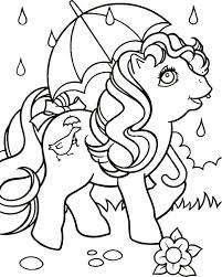 Small Picture 49 best Coloring page Little pony images on Pinterest Adult