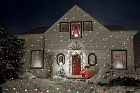 cool christmas house lighting. Does Your House Have Christmas Pox? Rendering By Star Shower Cool Lighting M