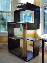 Modern Design Cat Furniture Contemporary Cat Tree 2 Cat Tree Designs Tree Furniture