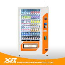 Vending Machine Factory Beauteous China Snack Vending Machine Factory China Combo Vending Machine