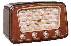 Resultado de imagem para imagens de radios antigos