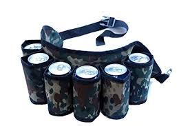 1 beer holster belt