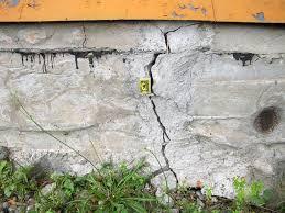 how to fix foundation cracks. Modren How Throughout How To Fix Foundation Cracks D