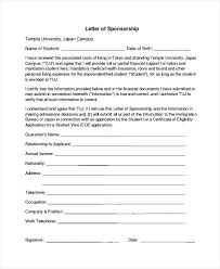 Format For Sponsorship Letter Magnificent Sponsorship Letter Sample For Annual Dinner Justnoco
