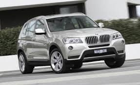 BMW 5 Series 2013 x3 bmw : BMW X3: specification upgrade boosts SUV value