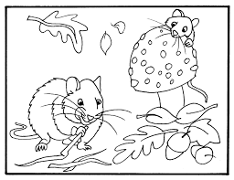 Small Picture Autumn Coloring Pages Virtrencom