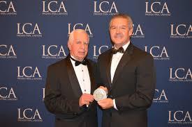 Jeffrey O'Hara Receives Peter Perlman Award from Litigation ...