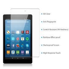 Kính Cường Lực Cho Máy Tính Bảng Amazon Kindle Fire HD 8 Inch
