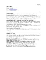 Video Editor Resume Resume Online Builder
