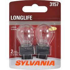 Advance Auto Parts Brake Light Bulb Sylvania 3157 Long Life Mini Bulb Pack Of 2 Walmart Com