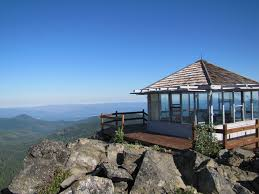 sleep on top of the world in the bolan mountain fire lookout so many places