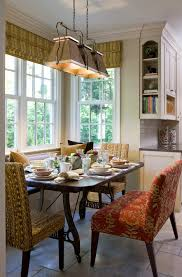 breakfast room lighting. Breakfast Nook Lighting Kitchen Traditional With Bay Window Bench Seat. Image By: Jeannie Balsam LLC Room I