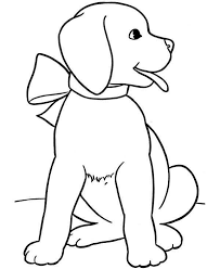 Small Picture Puppy Coloring Pages Coloring Book of Coloring Page