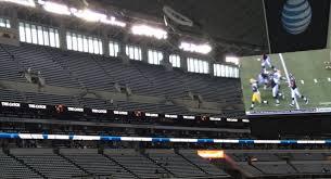 Dallas Cowboys At T Stadium Seating Chart Interactive Map