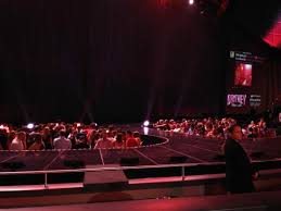 View Of The Stage From Vip 23 Picture Of Britney Spears