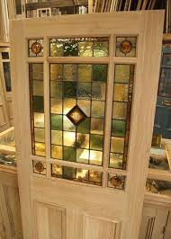 interior door with glass panel an interior door design with simple pattern stained glass panel in interior door with glass