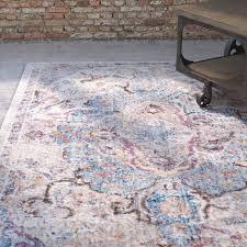 area rugs arapaho blue light gray area rug
