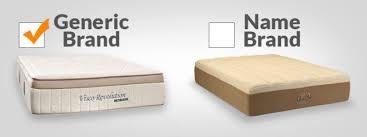 best mattress brand.  Brand Generic Brand Mattress Vs Name Intended Best N