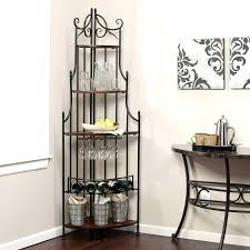 corner racks furniture. Old Wooden Bakers Rack Fresh Wine Corner Wood Image Racks Furniture Of Kings Brand Hallway Bench Metal Nyke Co N Foyer With Shoe Storage Entrance And Hooks
