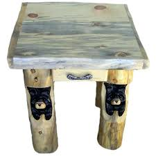bear end tables