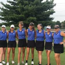 """FCHSGrizzlyCubGolf on Twitter: """"Franklin Community Girls Golf wins  conference title! Ava Ray medalist (80) Ellie Beavins and Liv Parramore tie  (81) for second place! Solid rounds from Carly Woodward (93) and Taylor"""