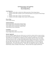 Principles Of Floral Design Review Questions Answers History Of Floral Design Assignment