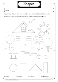 And Shapes Worksheets Both And Shapes Worksheet Free Printable ...