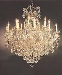 16 light maria theresa chandelier swarovski asfour crystal