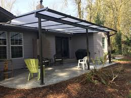 brown aluminum patio covers. Brown Aluminum Frame Patio Cover, Standard 3 Covers