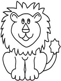 Free Coloring Pages Animals Things I Love Monkey Coloring