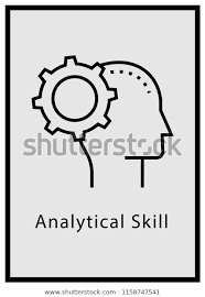 What Is An Analytical Skill Analytical Skill Vector Icon Stock Vector Royalty Free