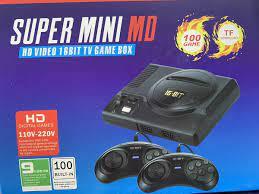MÁY GAME SEGA 6 NÚT - KẾT NỐI HDMI