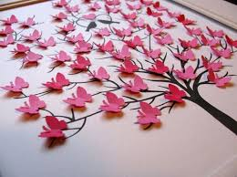 Paper Flower Images Diy Paper Flower Crafts And Projects Pink Lover