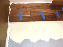 installing hardwood flooring over concrete how tos diy how to install engineered wood flooring on concrete