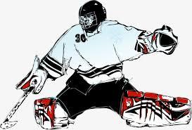 Risultati immagini per ice hockey cartoon pictures