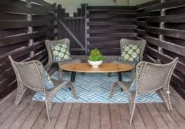 having an outdoor space is a huge advantage but sometimes they can come with the unfortunate disadvantage of a lack of privacy it can be hard to relax on