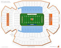 Ben Hill Griffin Stadium Sunshine Seats Football Seating